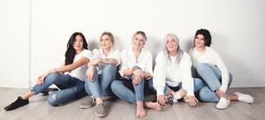 Production Team - Kelsey, Hilary, Eva, Roxanne, Marisa