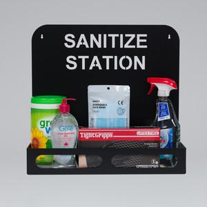 Metalcraft Technology - Sanitization Station
