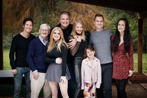 Daulby Family