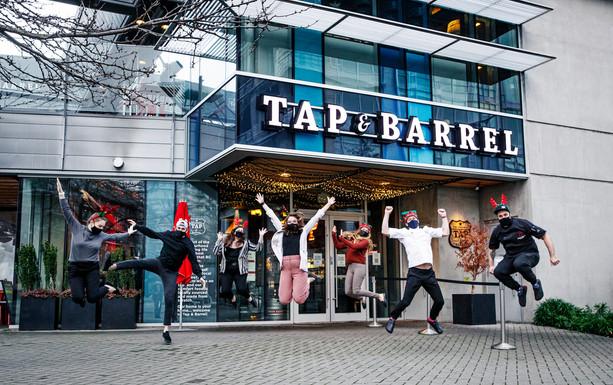 Tap & Barrel Olympic Village