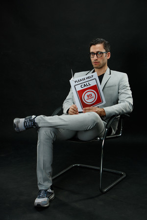 Adam Tsekhman PR Shoot