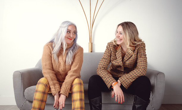 Partners - Roxanne Kinsman & Eva Georg