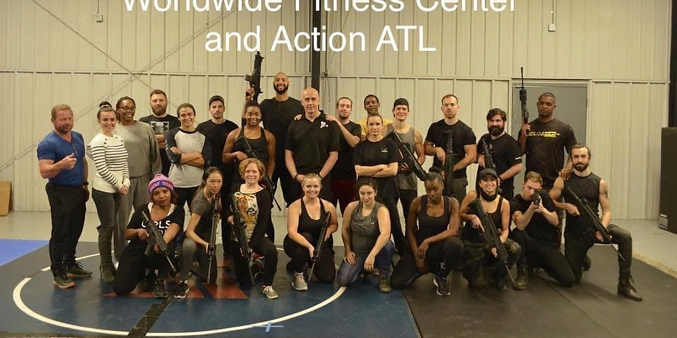 Tactical Handgun Training for Tv and Film
