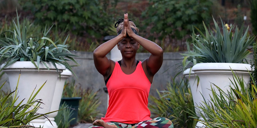Hip Hop Yoga with Tracy Brown