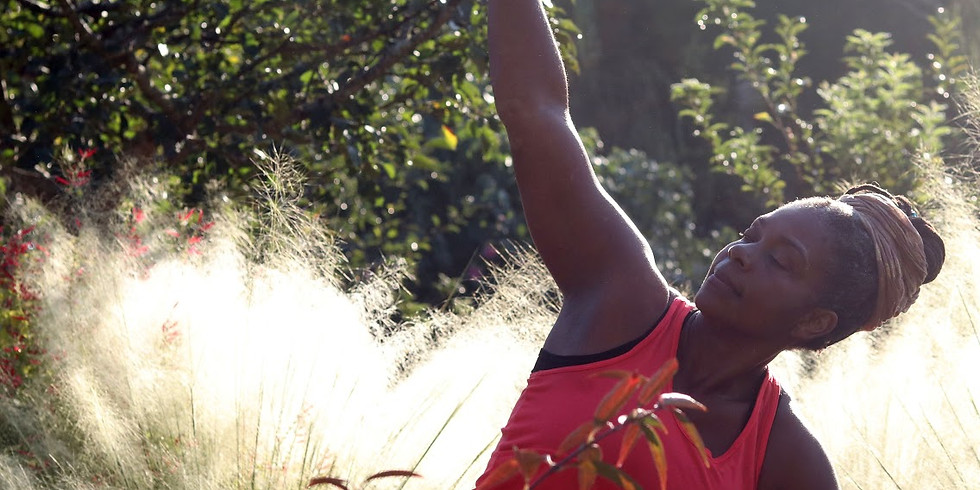 FREE Urban Flow Yoga Class with Tracey Brown
