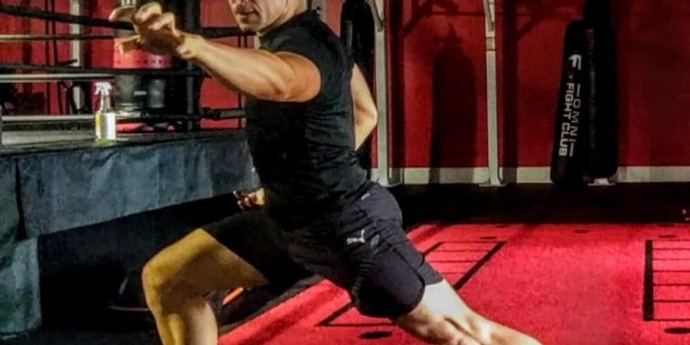 Kung Fu Style Bo Staff Seminar
