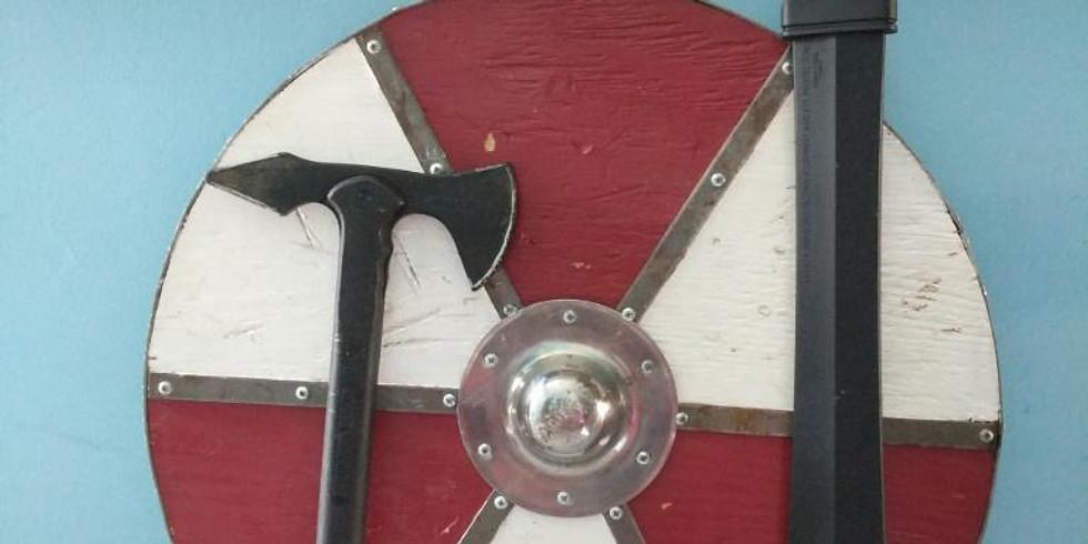 Sword and Shield Workshop ( with John Palmeri )