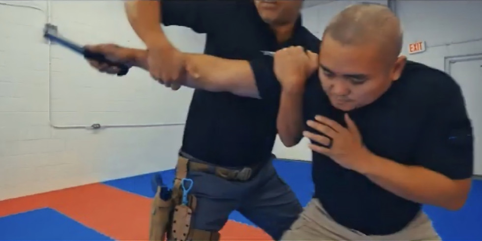 PTTA Kali Tactical Seminar with Tuhon Jared Wihongi