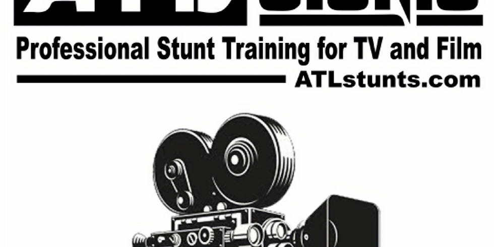 INTRODUCTION TO STUNTS  (beginner training session, wirework and fighting for camera )