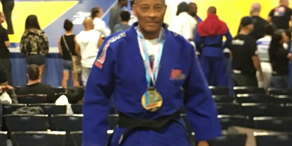 Judo and Jiu Jitsu with Mike McClendon (USA Gold Medalist)