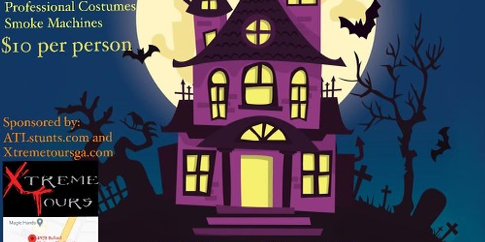 Hollywood Haunted House