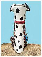 Tuxedo's urn by Alyson Whitney