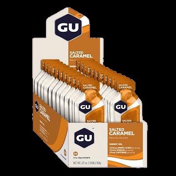 חבילת ג'לים של GU (24 יחידות)