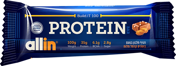 Allin Build.IT 100g Protein Bar
