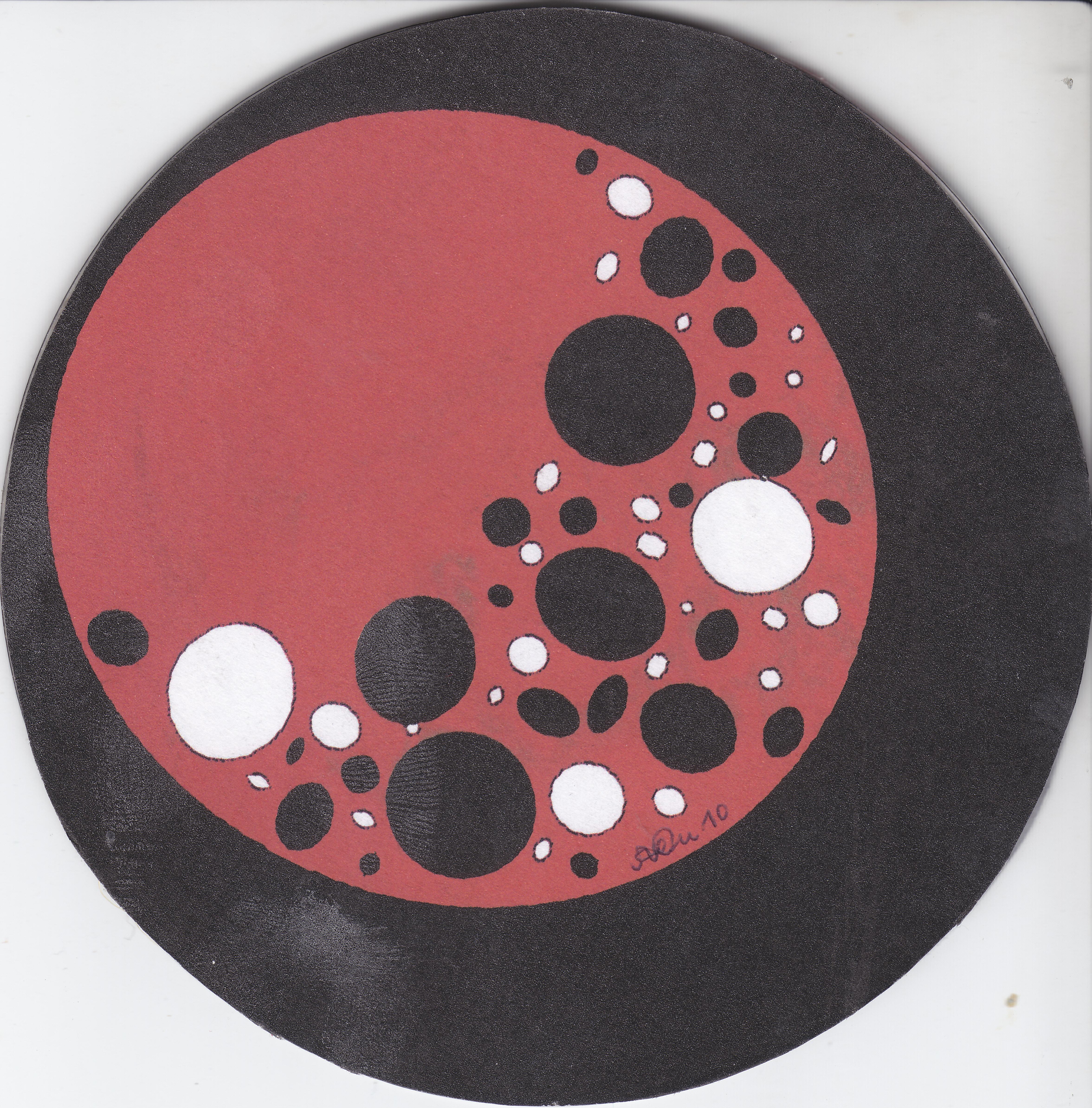 Moderne Kunst 2 von imachd.