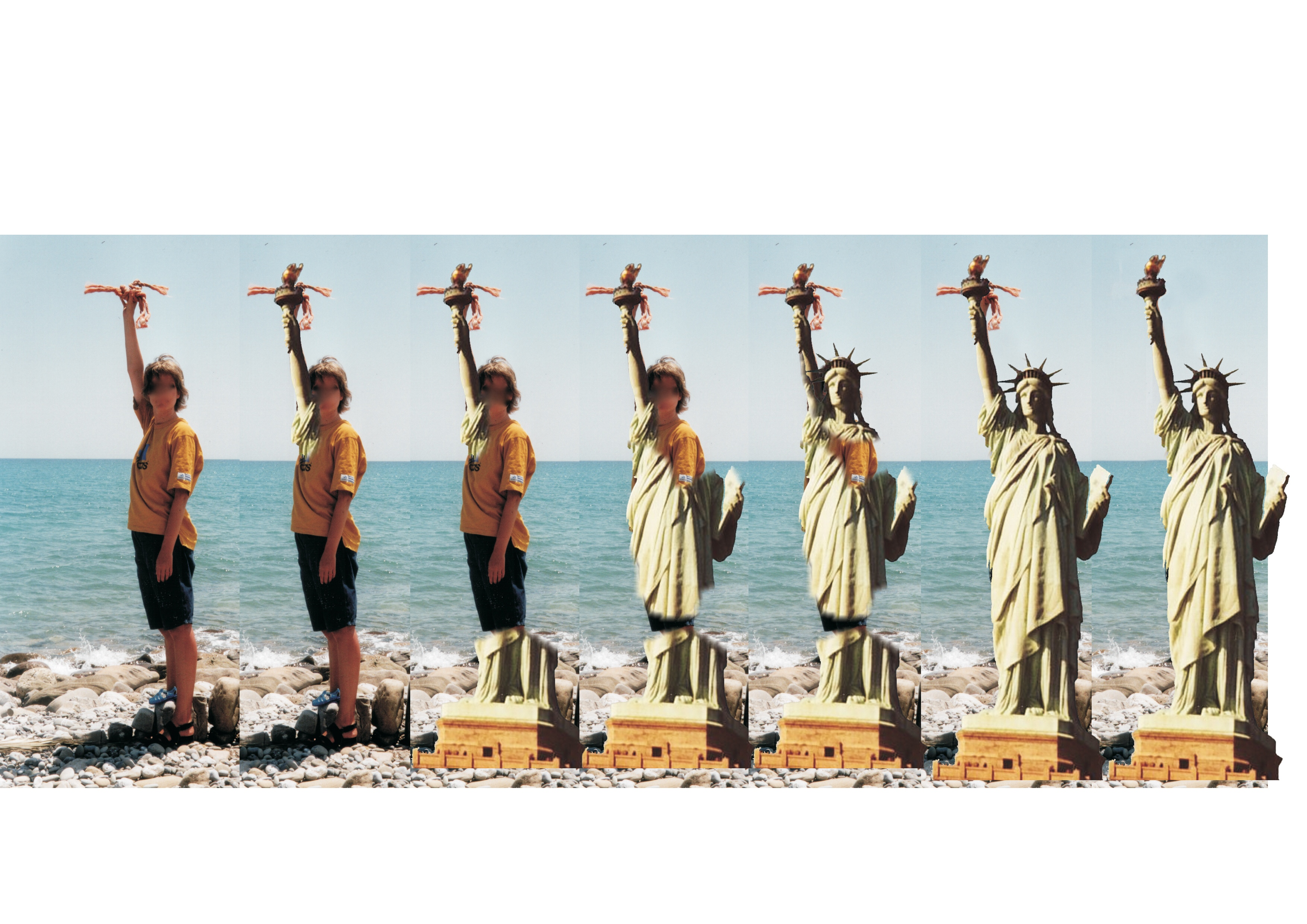 Strandsession Kalabrien 2001