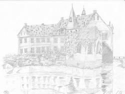 Haus_Hülshoff;_Bleistift_H;_1981;_imachd.