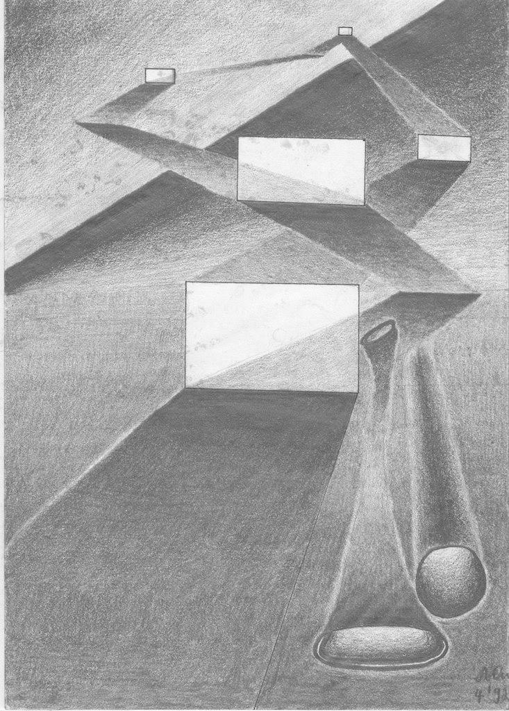 Art 1; 1992; Graphit; imachd.