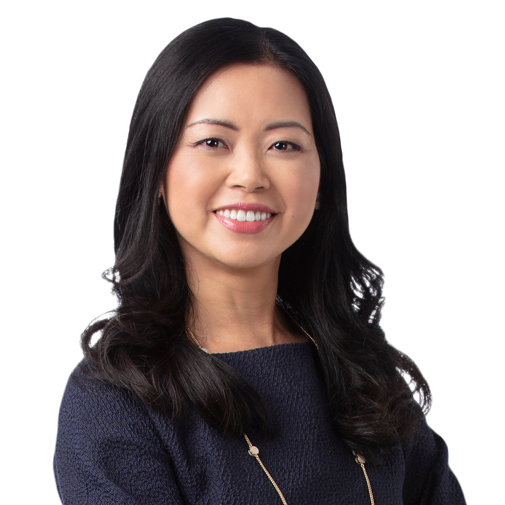 Echo Huang, Founder & President of Echo Wealth Management
