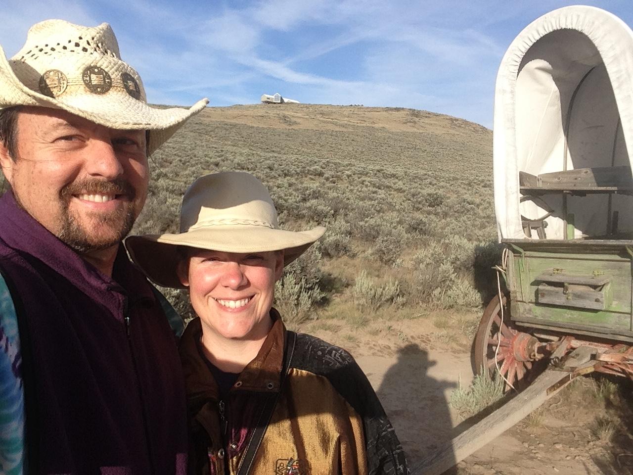 Easter Oregon on the Oregon Trail, 2015