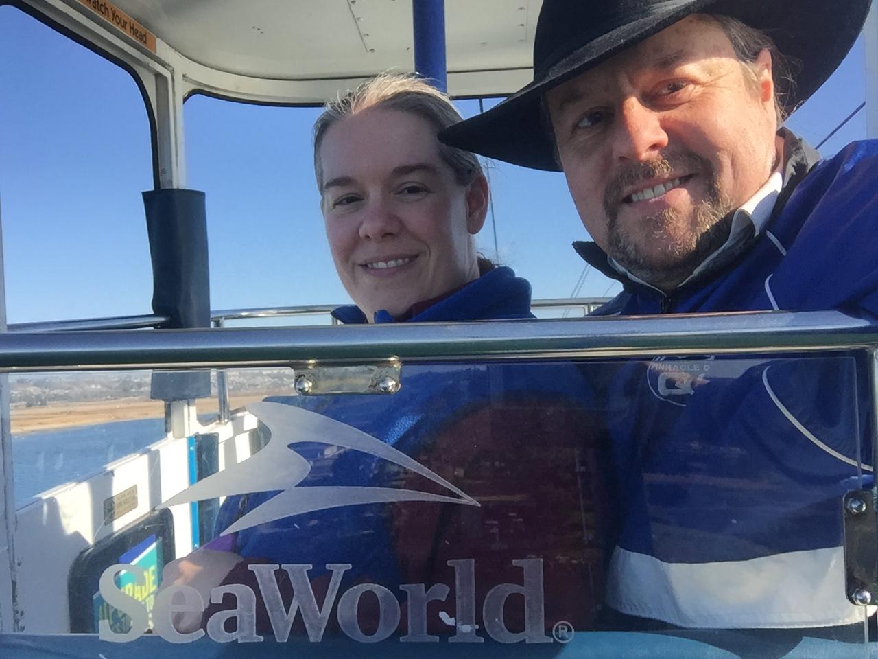 Seaworld, CA 2017