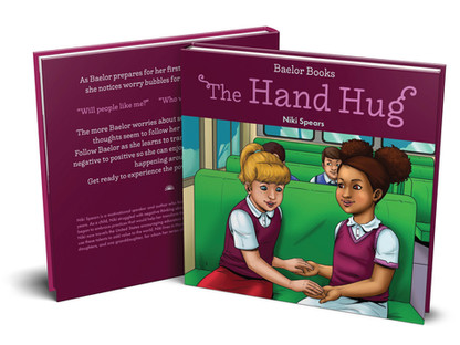"""Book Review: """"The Hand Hug"""" by Niki Spears"""