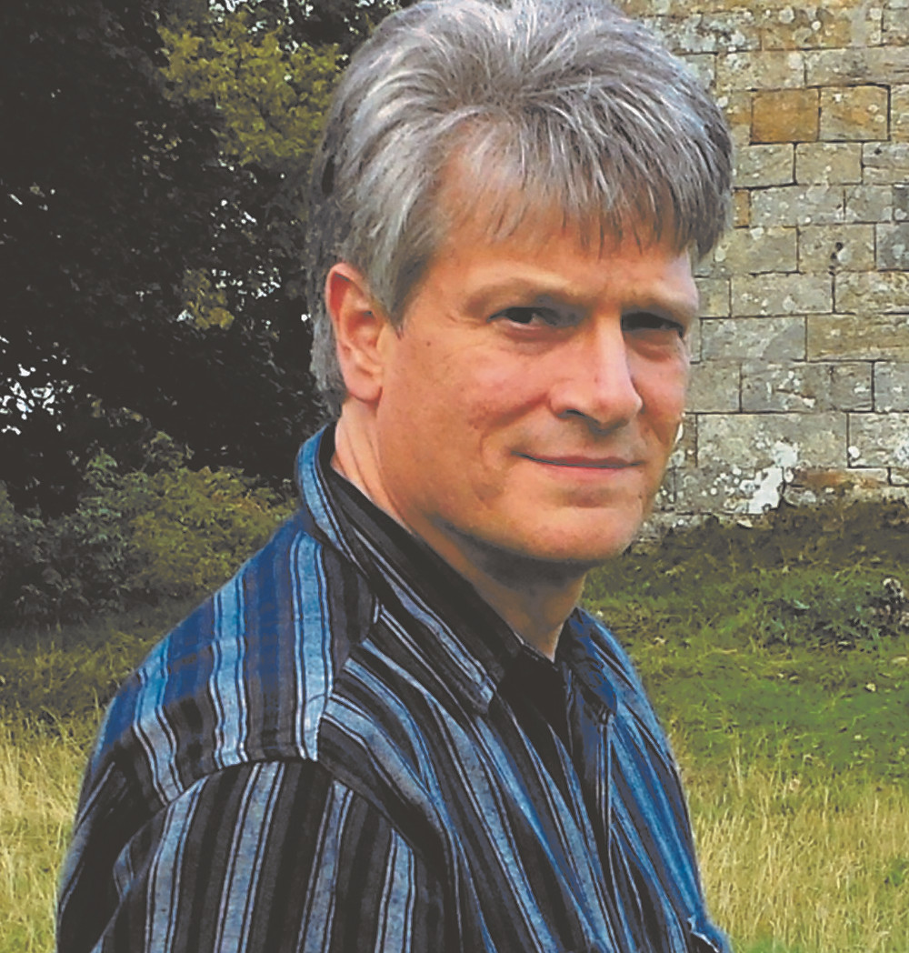 Headshot of Laurence Overmire