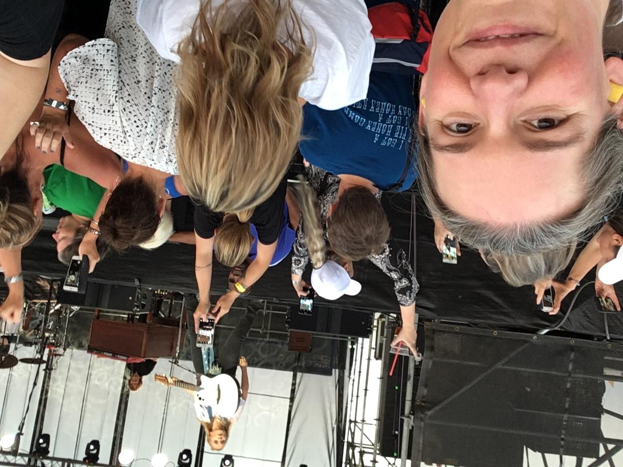 Melissa Etheridge concert, WA