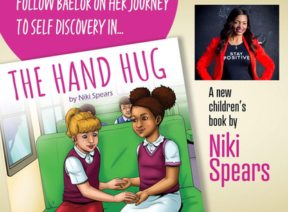 """Interview with Niki Spears, author of """"The Hand Hug"""""""