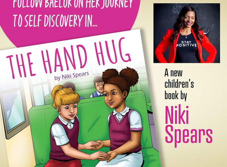 "Interview with Niki Spears, author of ""The Hand Hug"""