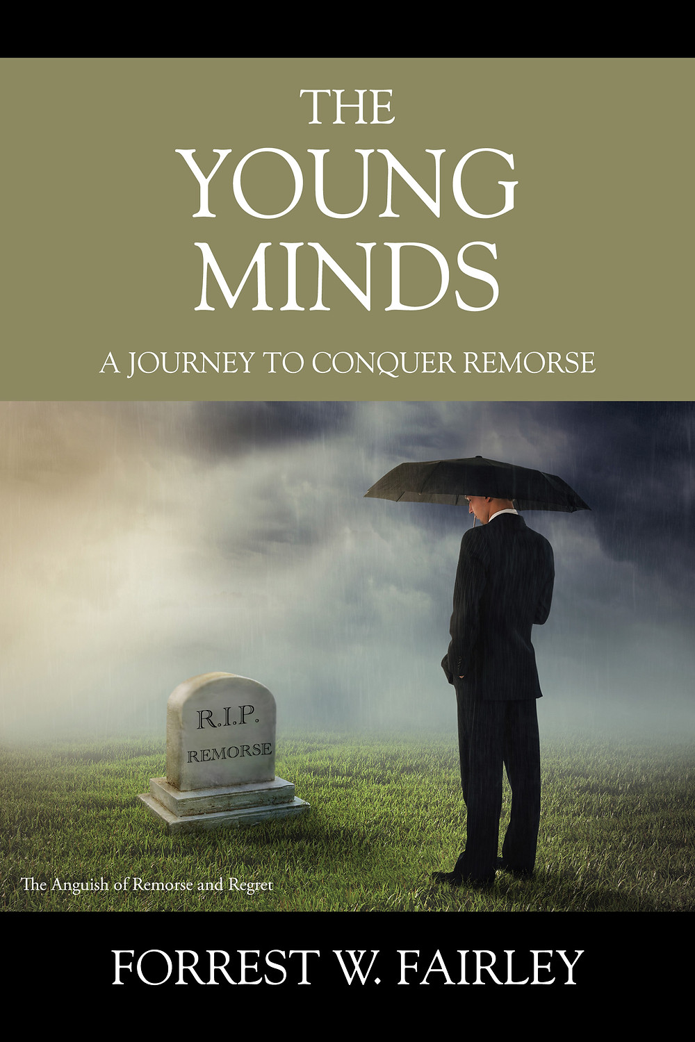 Book, The Young Minds, by Forrest Fairley