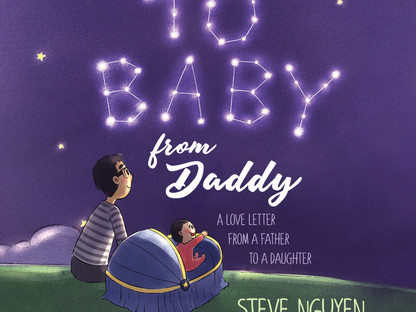An Interview with Children's Book Author, Steve Nguyen