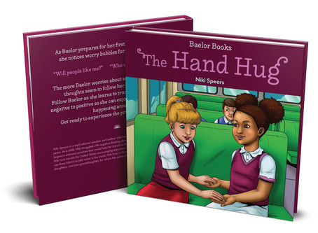 "Book Review: ""The Hand Hug"" by Niki Spears"