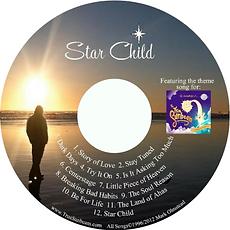 Star Child CD - Transparent Bckgrnd.png