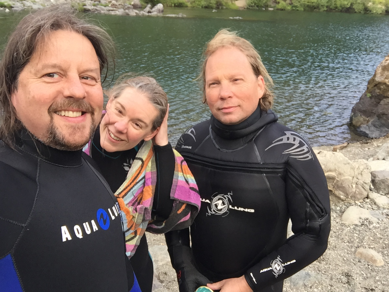 Scuba Diving Cert, S. OR