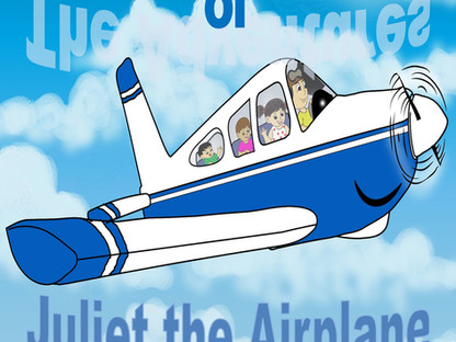 "Interview with Tim W. Nordberg, Author of ""The Adventures of Juliet the Airplane"""