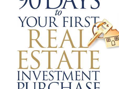 "Interview with Robert Gill, Jr., author of ""90 Days to Your First Real Estate Investment Purchase"""
