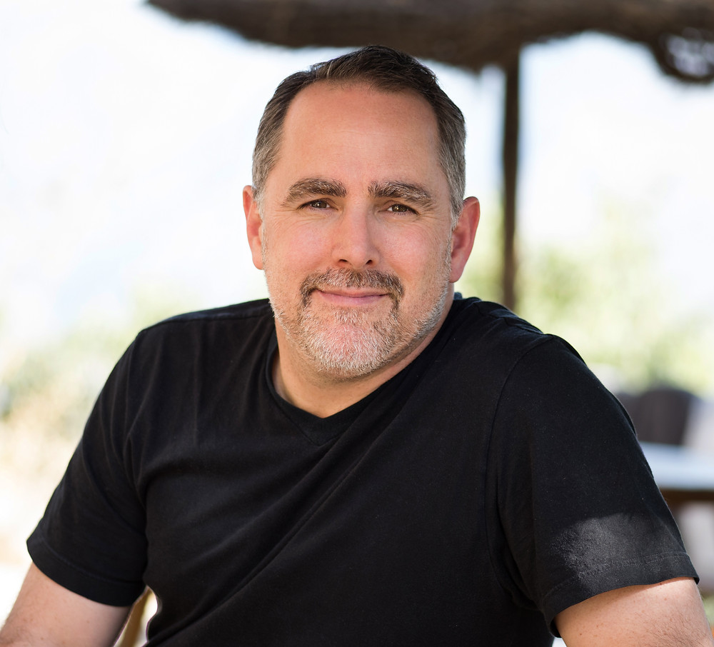 "Andy Chaleff, author of ""The Last Letter"" and ""The Wounded Healer"""