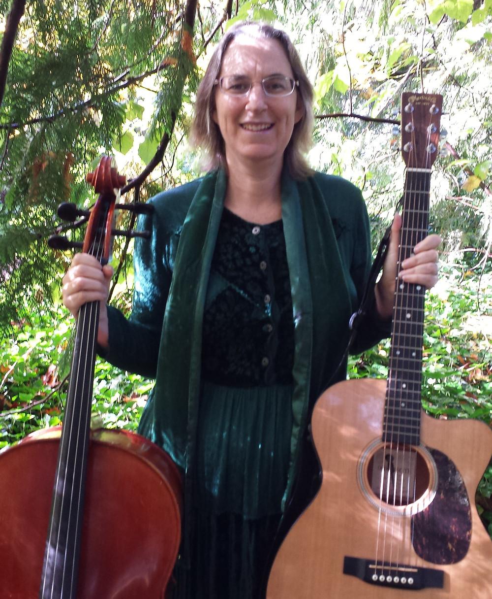 Sarah Hope Adams, Sound Healer