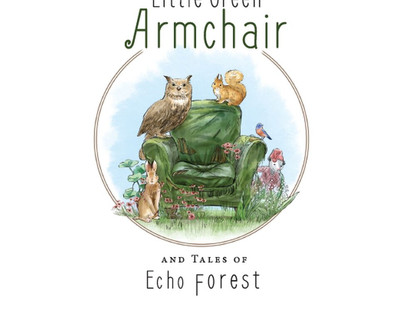 "Interview with Lisa Luttrell, author of ""The Little Green Armchair and Tales of Echo Forest"""