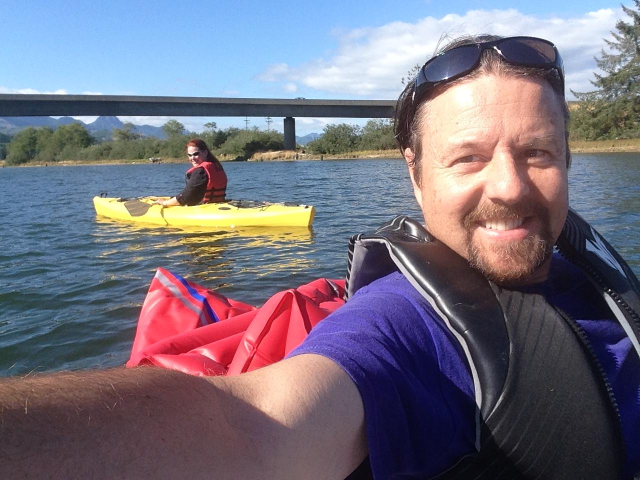Kayaking 2015