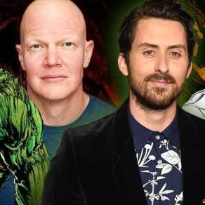 Monstro do Pântano | Produção anuncia os protagonistas da série