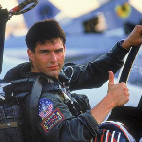 Top Gun: Maverick   Tom Cruise é destaque em novas fotos do set
