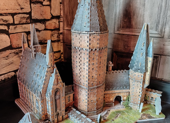 Hogwarts Great Hall - 3D Jigsaw Puzzle