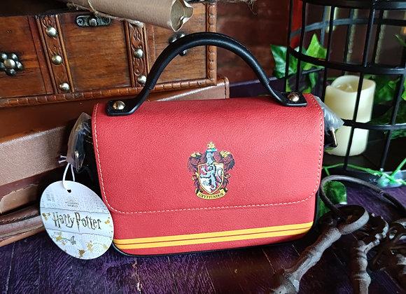 Harry Potter Satchel Bag Gryffindor Crest