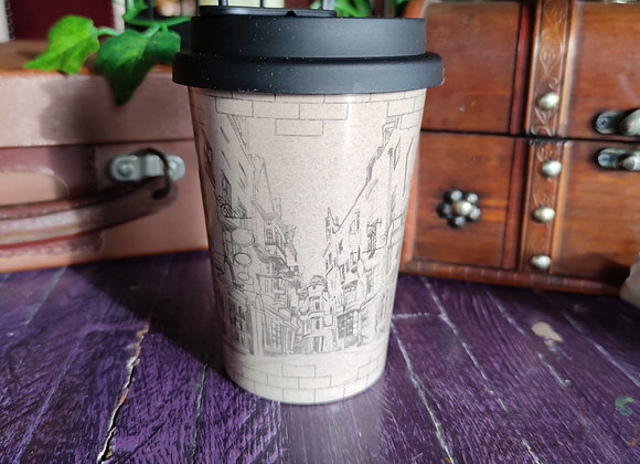 Harry Potter Huskup (12oz) - Diagon Alley