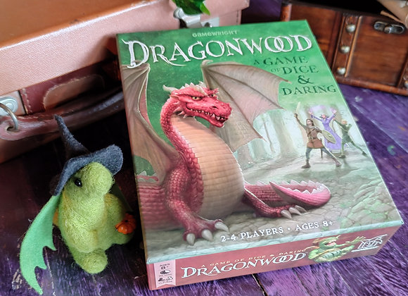 Dragonwood - a game of dice and daring