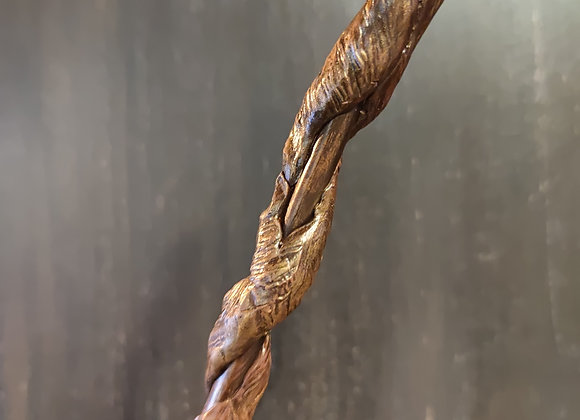 5 - Golden Wood Wand