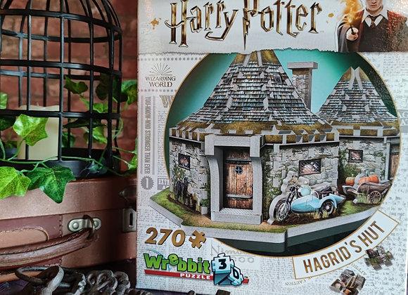 Hagrid's Hut 3D Jigsaw Puzzle