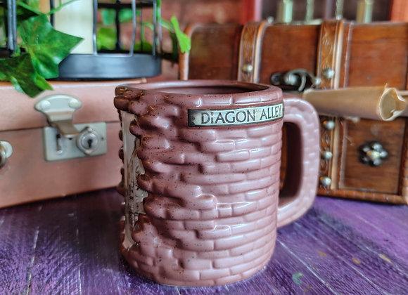 Harry Potter Diagon Alley 3D Mug